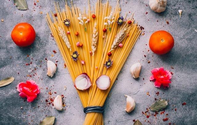 makaron gotowanie spaghetti